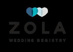 Zola.com screenshot