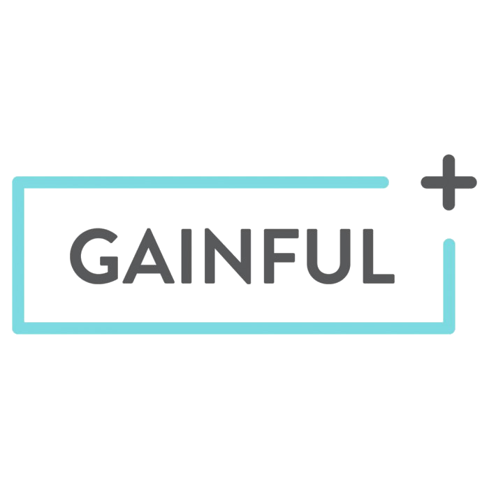 Gainful.com screenshot