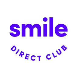 SmileDirectClub.com screenshot