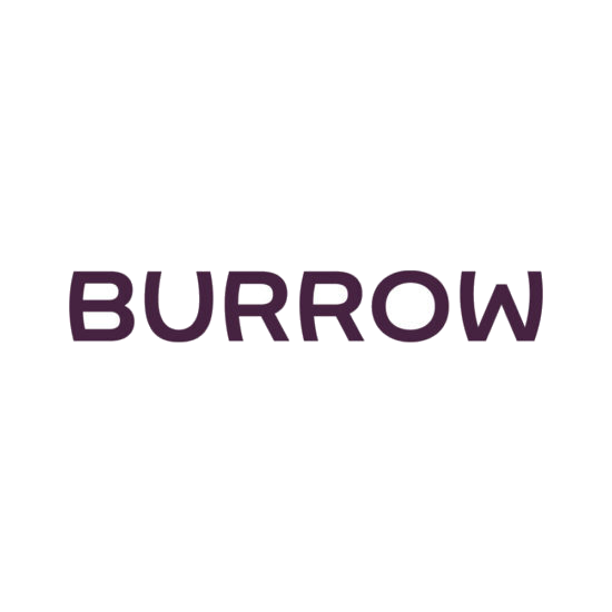 Burrow.com screenshot